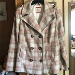 Beautiful Plus size Old Navy Pea coat